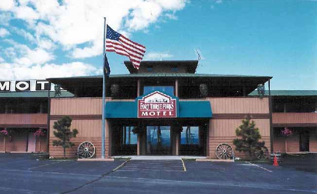 Fort Three Forks Motel & RV Park profile image