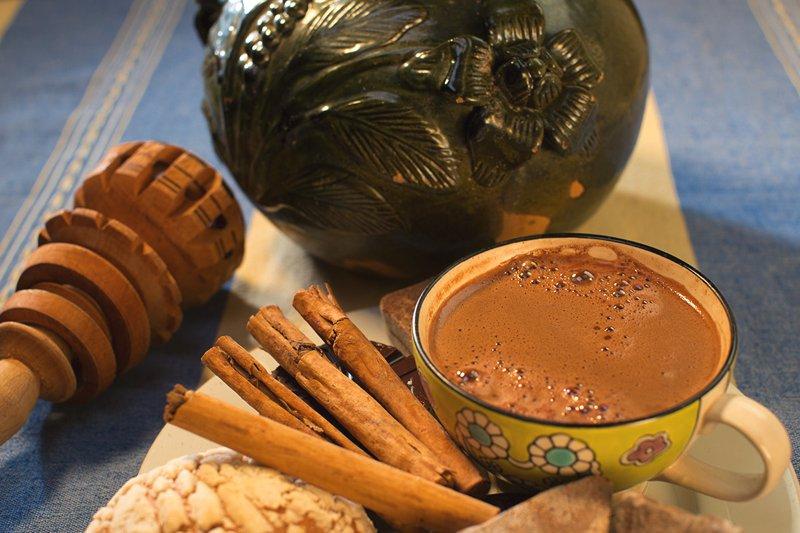 Chocolate Oaxaqueño: Creamy Oaxacan-style hot chocolate
