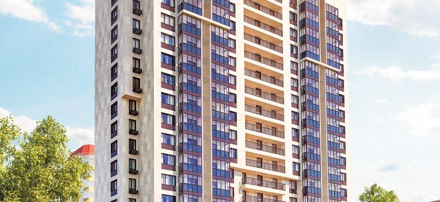 Дом по реновации в Марьиной Роще на 144 семьи достроят в 2022 году