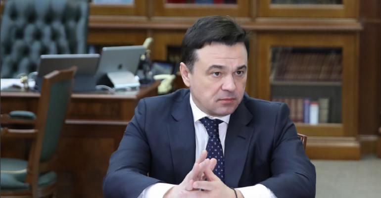 Воробьев рассказал, почему объединить Москву и Подмосковье — плохая идея