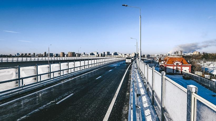 Сусоколовское шоссе соединит Северо-Западную и Северо-Восточную хорды