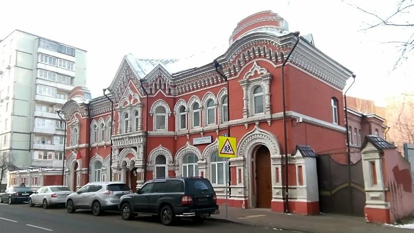 Рогожскую амбулаторию в Москве признали объектом культурного наследия и взяли под охрану