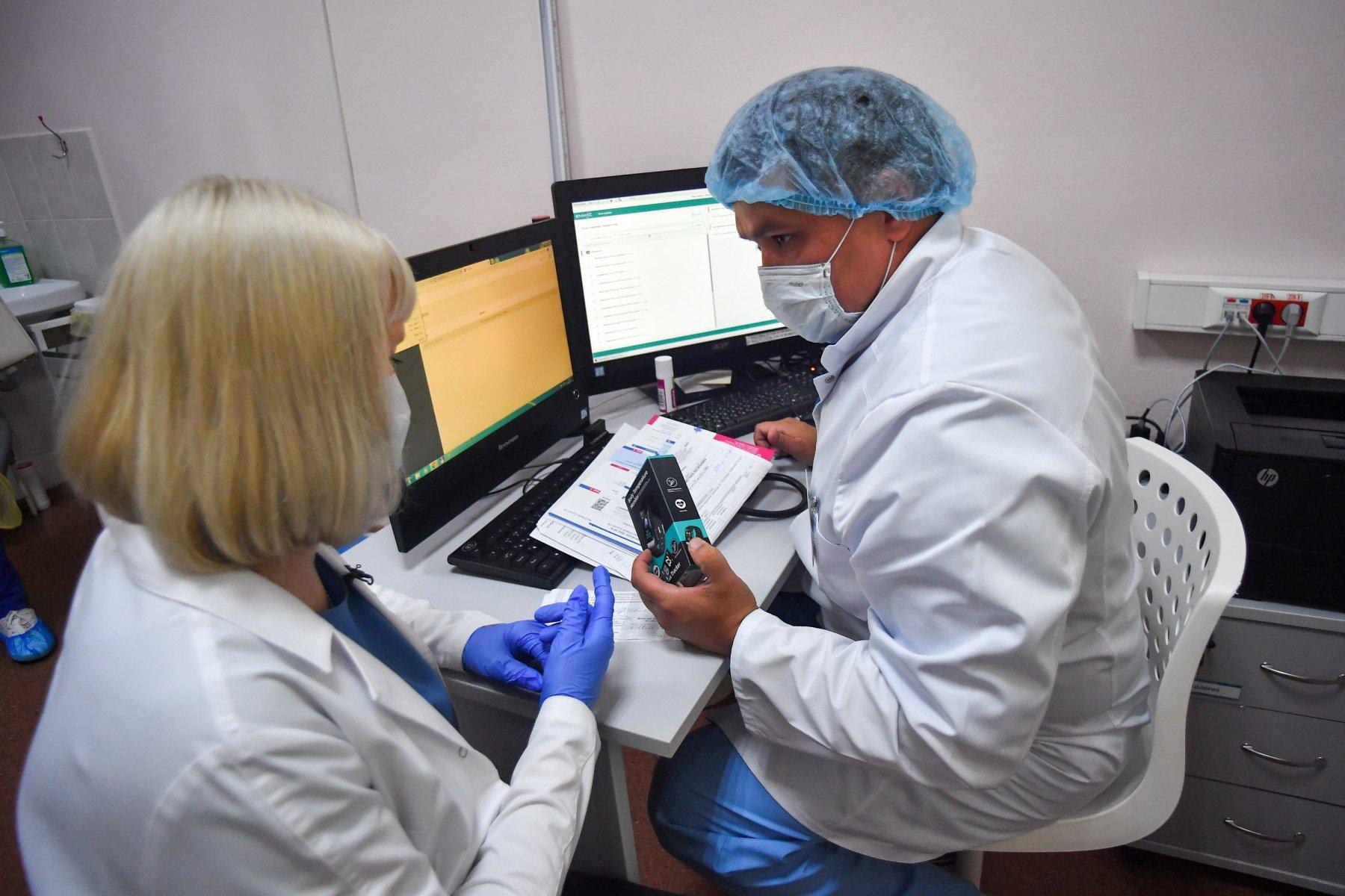 Как московским врачам помогает искусственный интеллект?