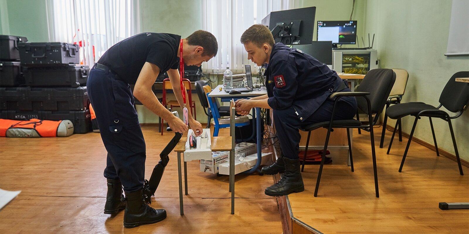 Команда Москвы стала чемпионом WorldSkills Russia 2020