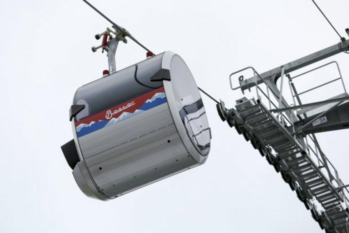 Московская канатка перешла на график выходного дня