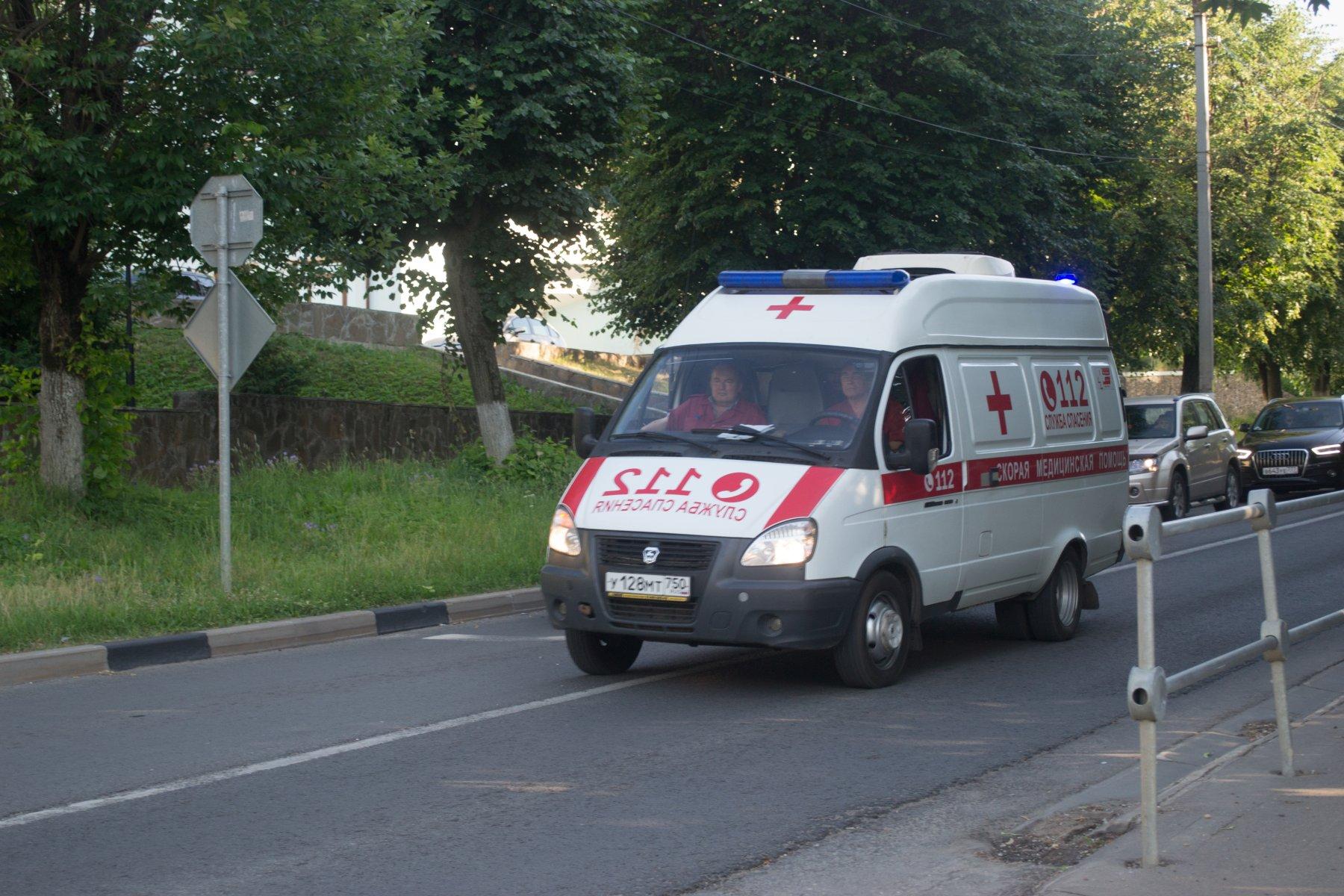 В Москве женщина скончалась после наезда машины