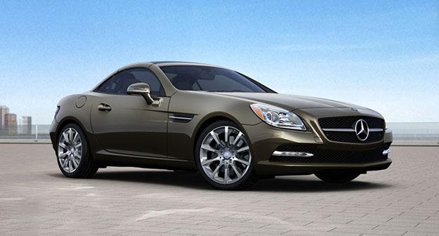 2018 Mercedes Benz SLK Class SLK 200 latest car prices in