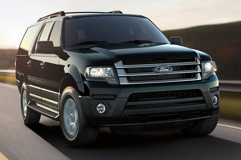 2017 ford expedition xl suv | photo gallery | motoraty