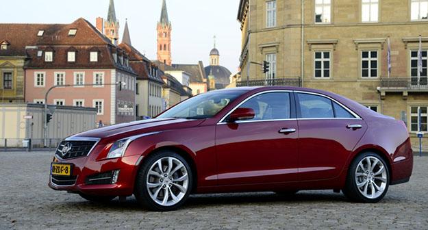 2017 Cadillac ATS 2.5 L Standard Sedan | Photo Gallery | motoraty