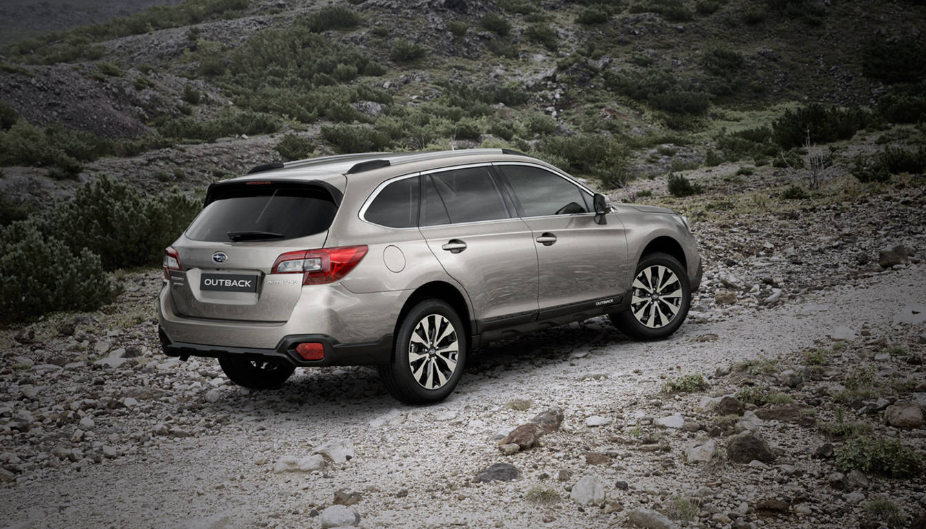2017 Subaru Outback 2 0D S EyeSight Crossover Gallery