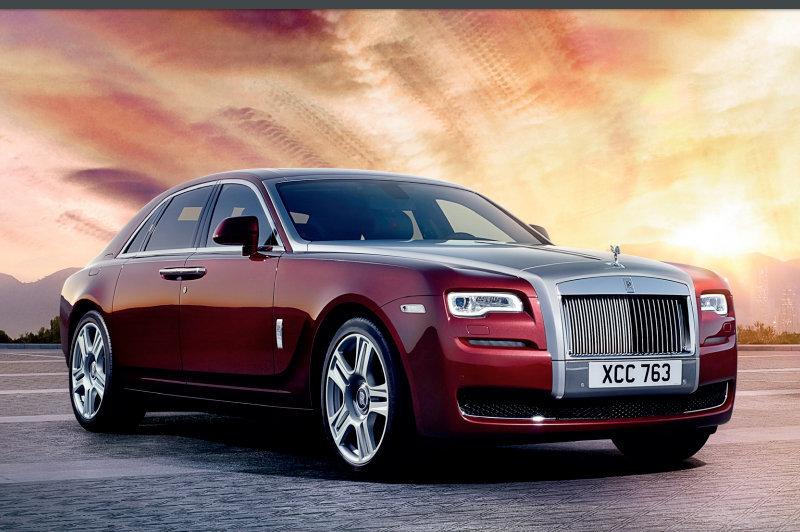 2020 Rolls-Royce Ghost Extended Wheelbase | Photo Gallery ...