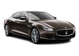 2016 Maserati Quattroporte Sedan Base