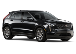 2019 Cadillac XT4 Crossover XT4Luxury