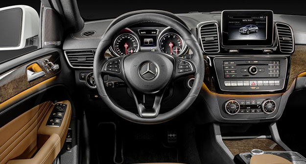 2017 Mercedes Benz Gle Class Amg Gle 63 4matic Photo Gallery