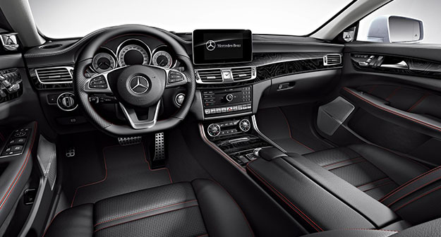 2018 Mercedes Benz Cls Class Amg Cls 63 4matic Photo Gallery