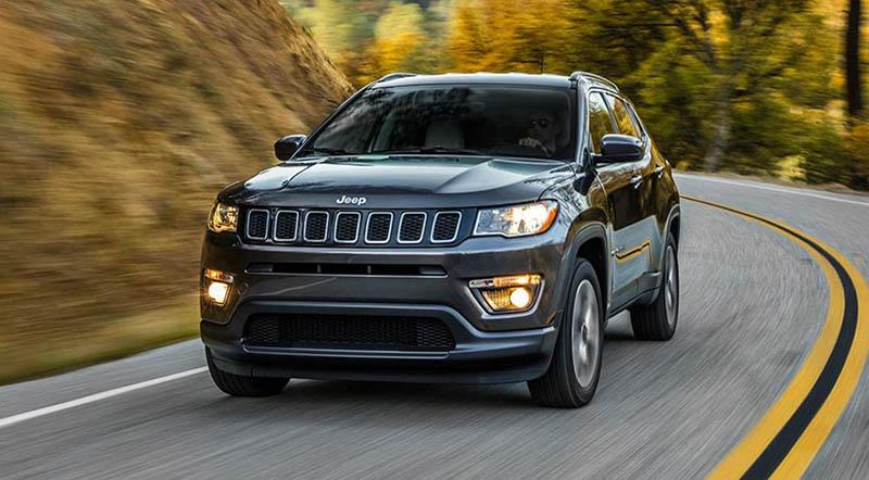 Jeep Compass Longitude Grey 2018 Motoraty5 Motoraty
