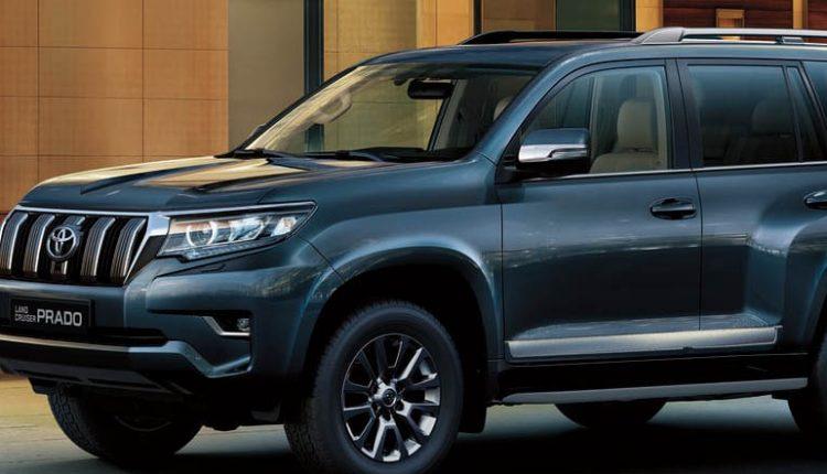 2018 Toyota Land Cruiser Prado