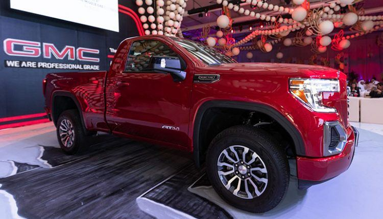 GMC Introduces 2019 Sierra Elevation and AT4 Exclusive to ...