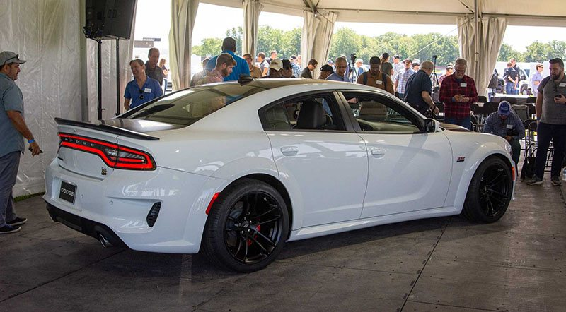 2020 Dodge Charger Srt Hellcat Widebody And Scat Pack