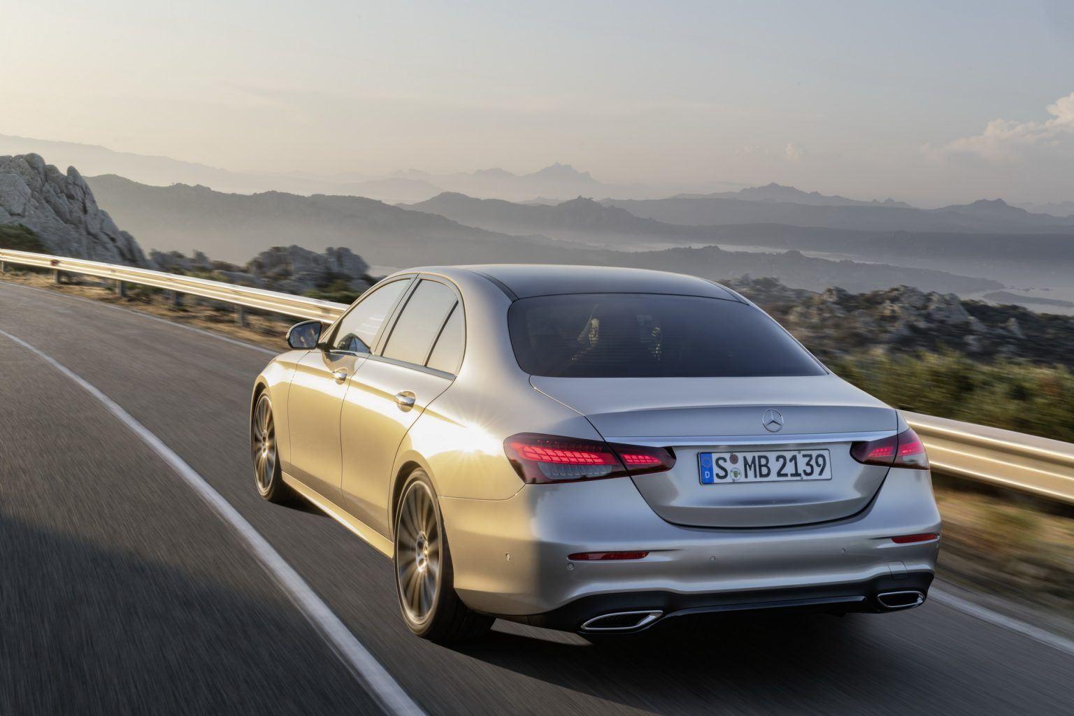 2020 Mercedes Benz E Class Release
