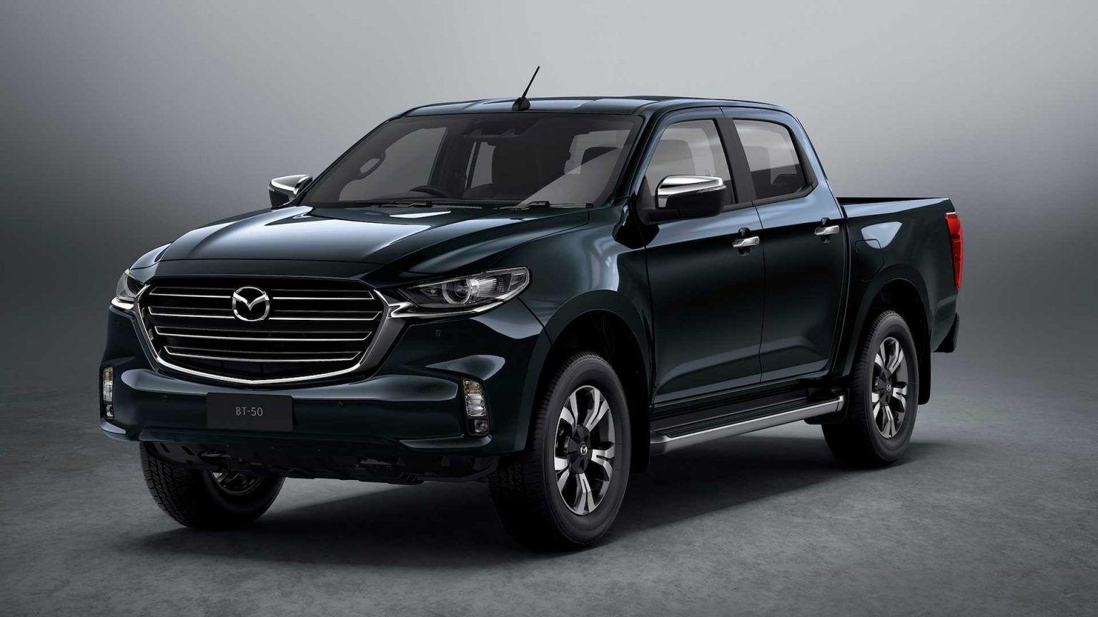 Konzept Mazda B50 2021