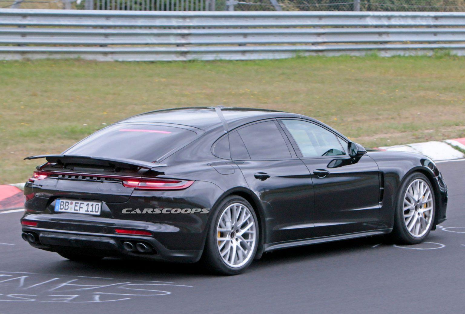2021 Porsche Panamera Exterior