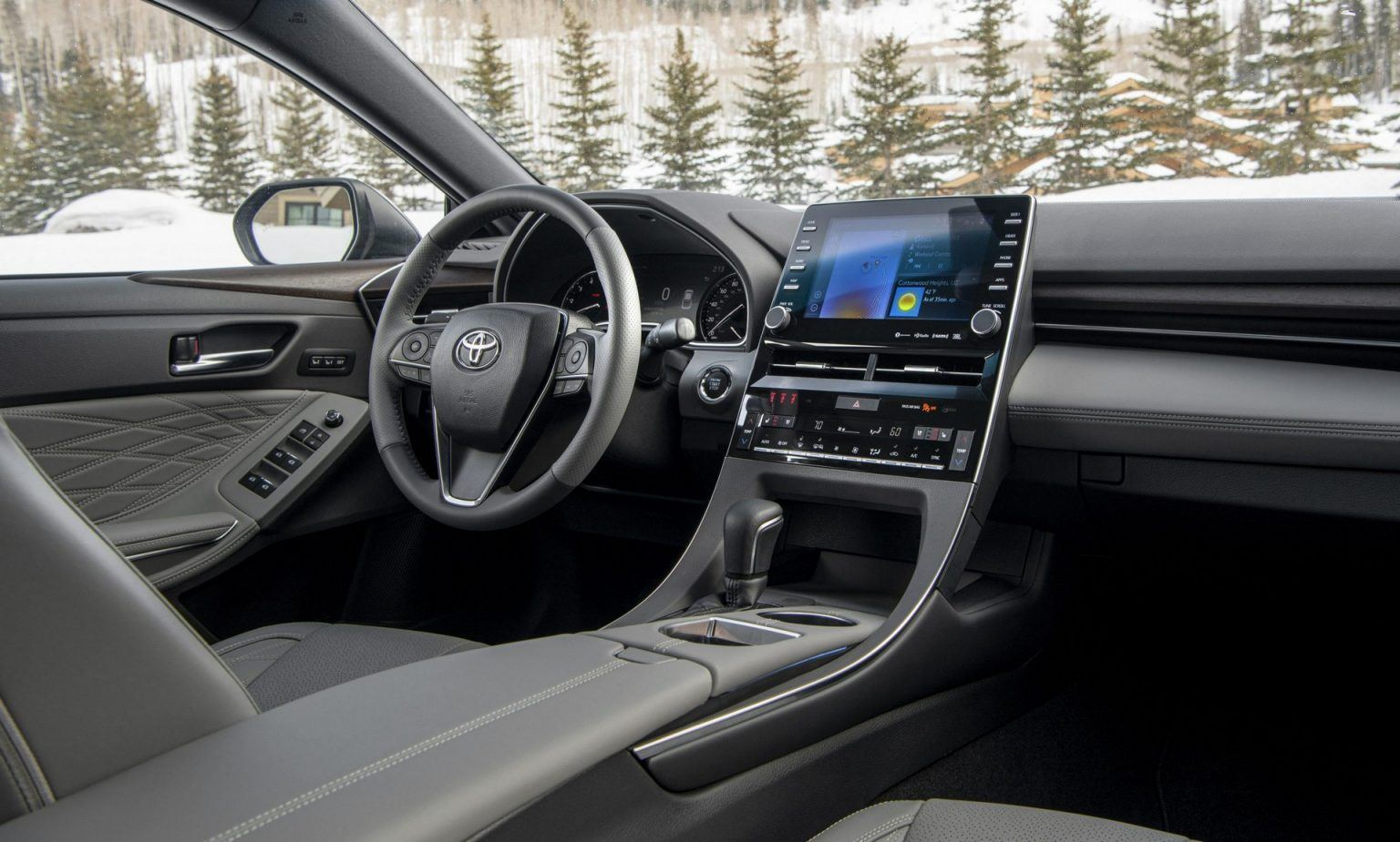 2021 Toyota Avalon New Model and Performance