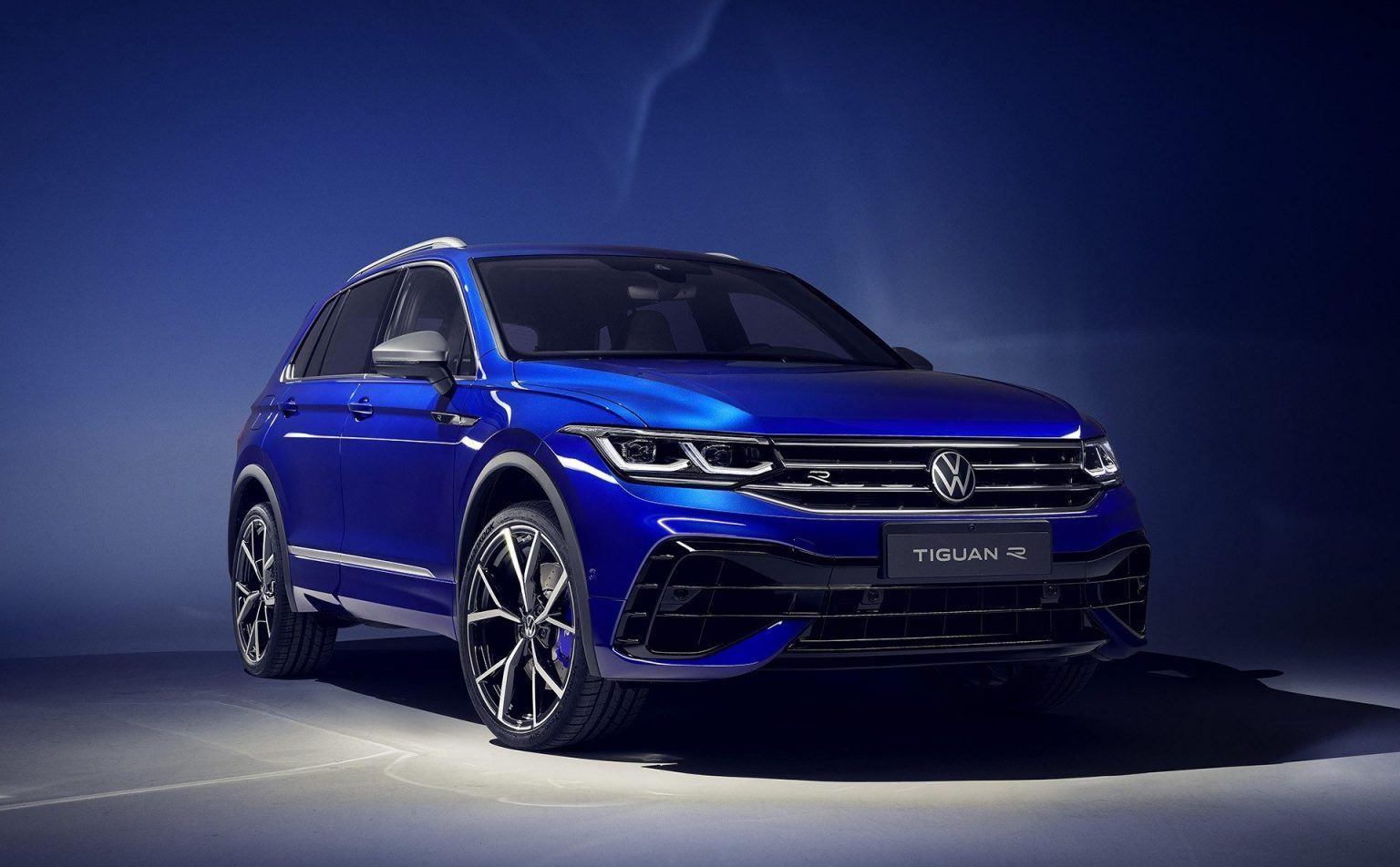 2021 VW Tiguan Specs