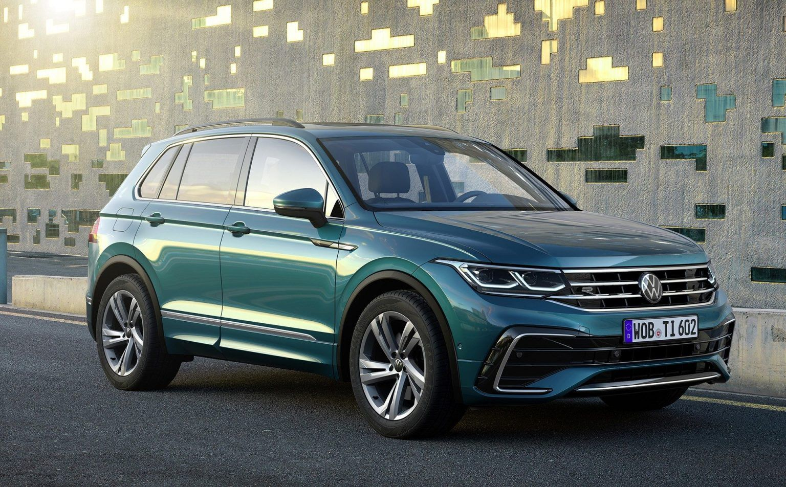 2021 VW Tiguan Price and Release date