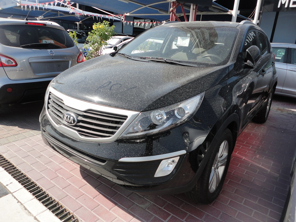 2013 kia sportage suv ex 2 0l for sale in al aweer motoraty. Black Bedroom Furniture Sets. Home Design Ideas