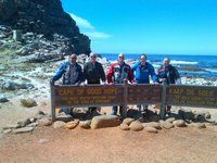 Motorcycle tour to the Cape of Good Hope