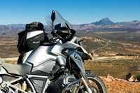 BMW motorcycle tour in South Africa