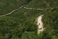 South Africa has some of the best roads for motorcycle touring in the world