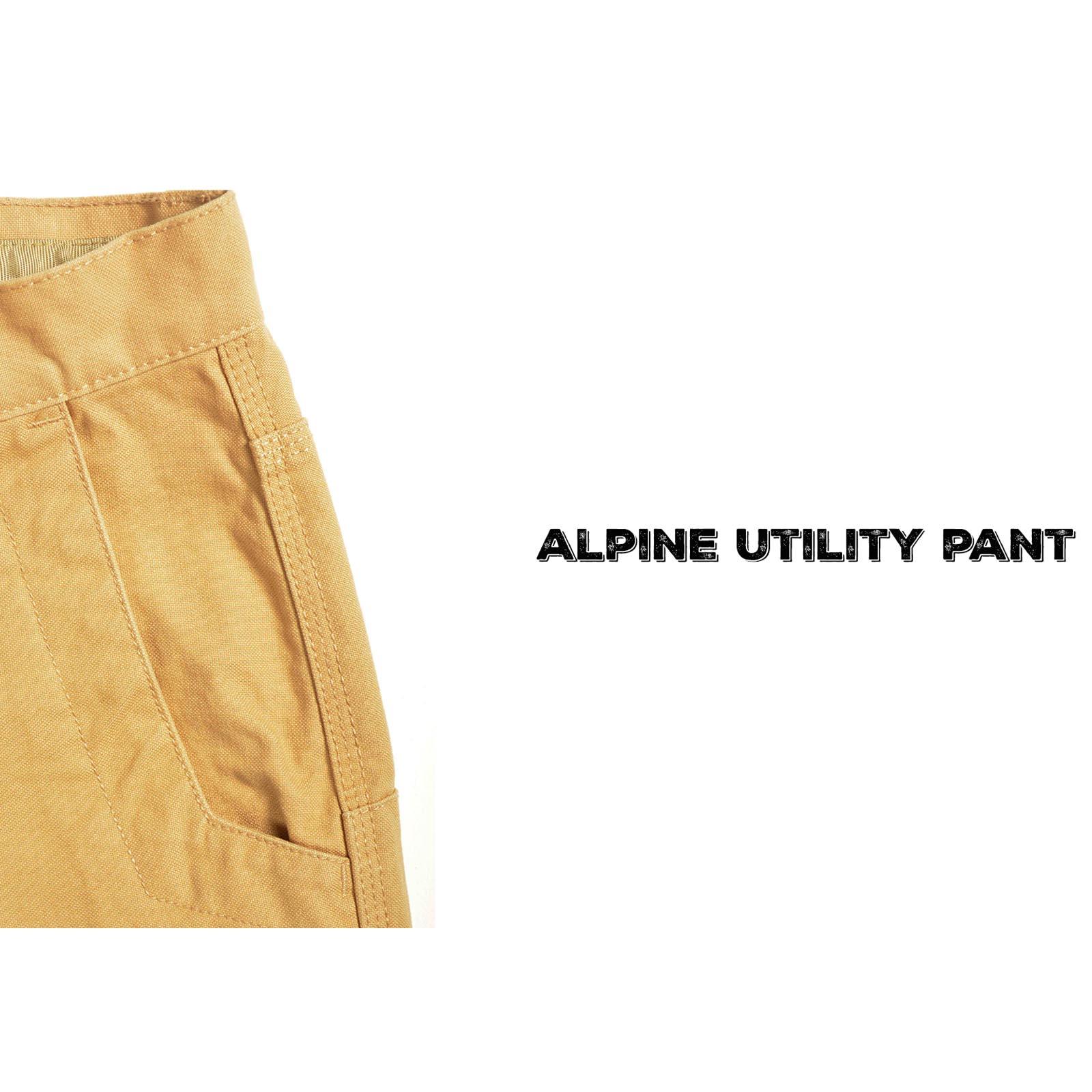 Alpine Utility Detail