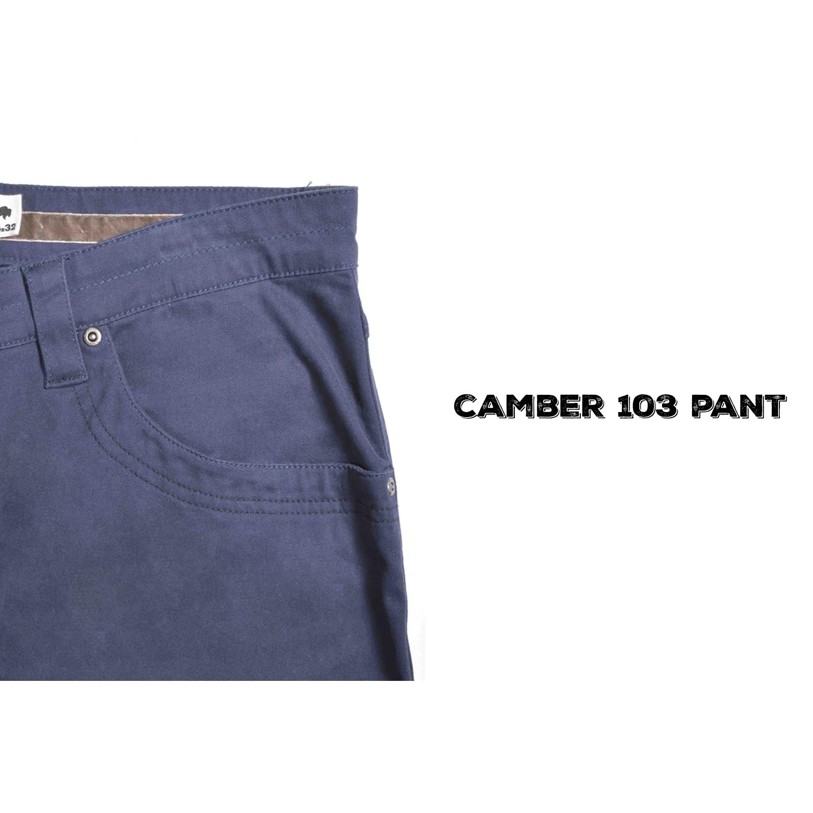 Camber 103 Detail