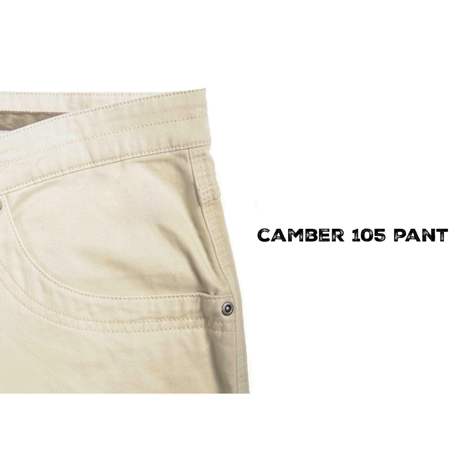 Camber 105 Detail