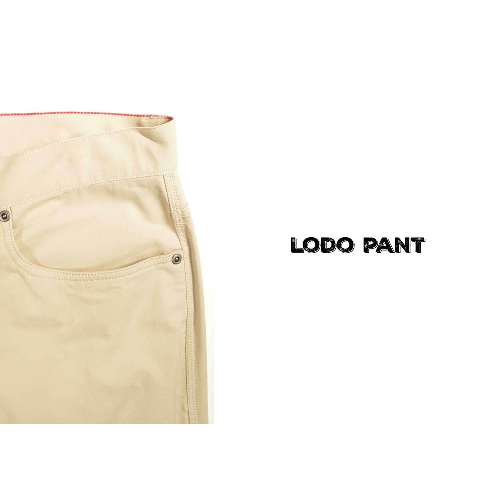 Lodo Pant Detail