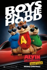 Movie: Alvin and The Chipmunks The Road Chip