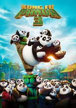 Movie: Kung Fu Panda 3 (RealD 3D)