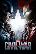 Movie: Captain America: Civil War (3D)