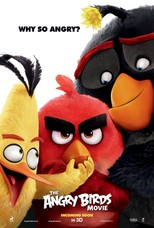 Movie: The Angry Birds Movie (RealD 3D)