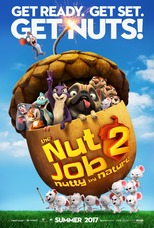 Movie: The Nut Job 2: Nutty by Nature