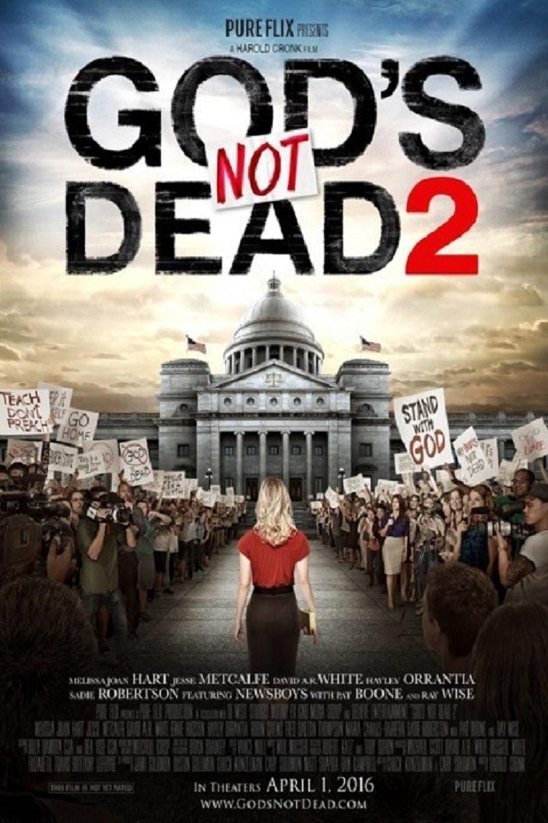 Movie: Gods Not Dead 2