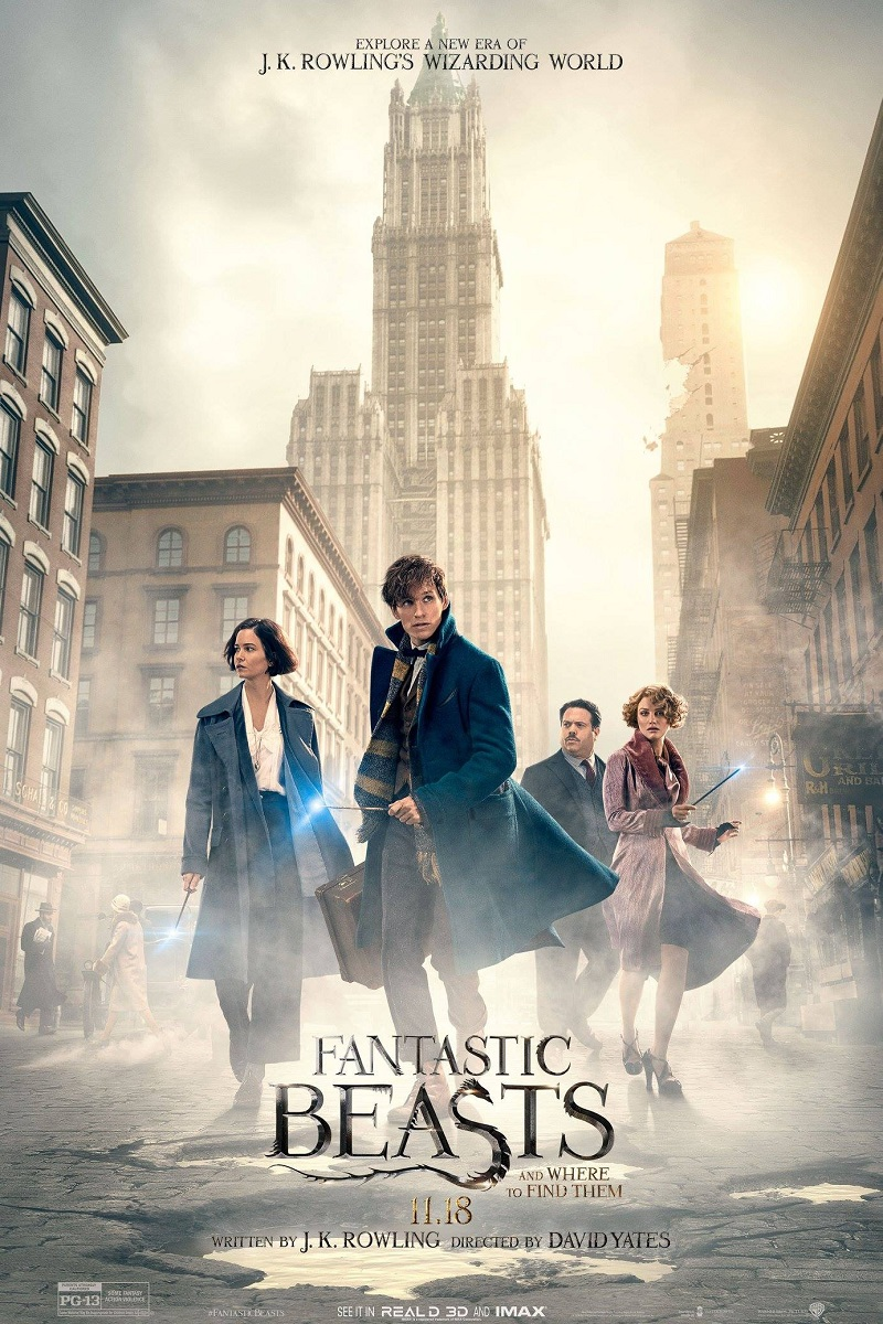 Movie: Fantastic Beasts and Where to Find Them