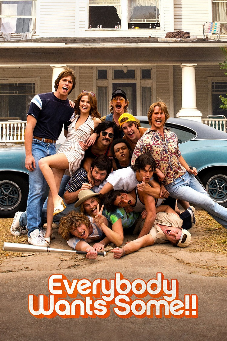 Movie: Everybody Wants Some!!