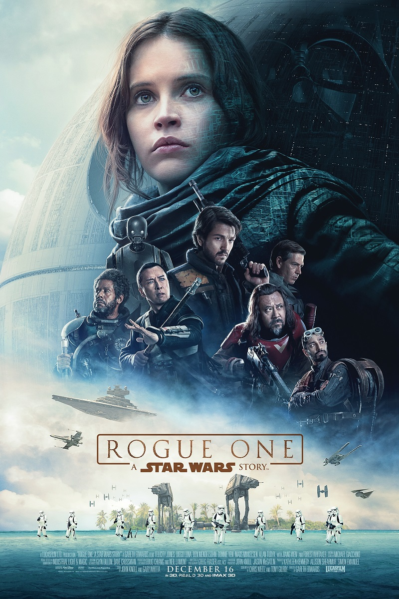 Movie: Rogue One: A Star Wars Story
