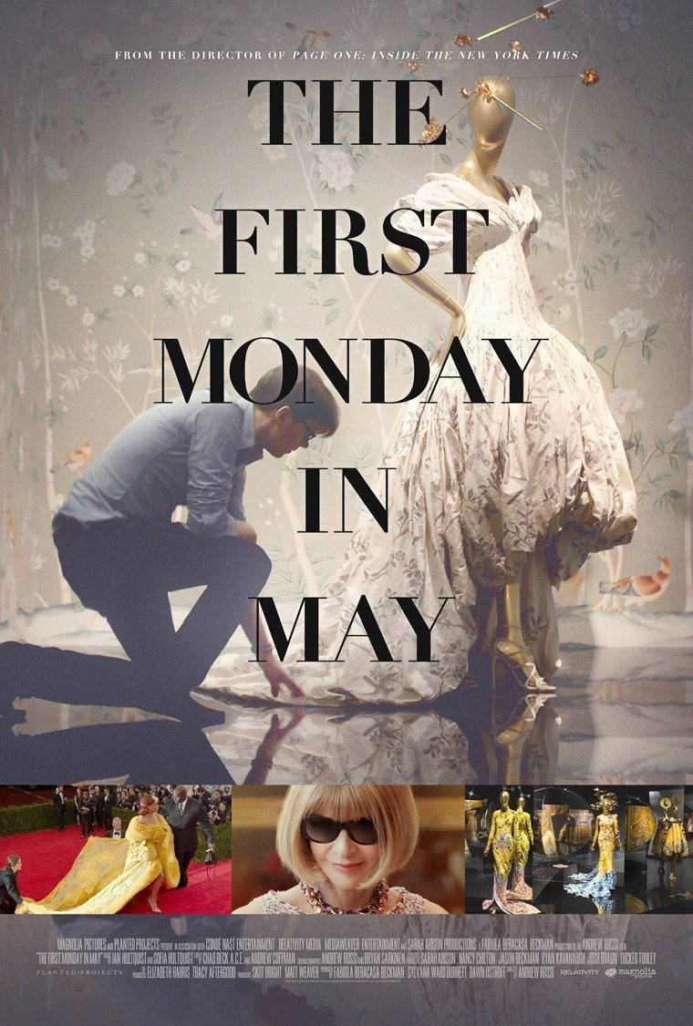 Movie: The First Monday in May
