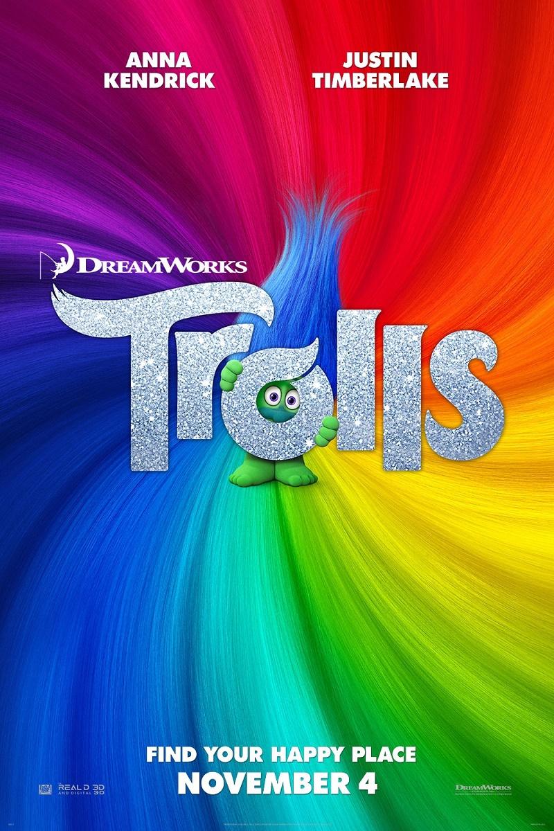 Movie: Trolls