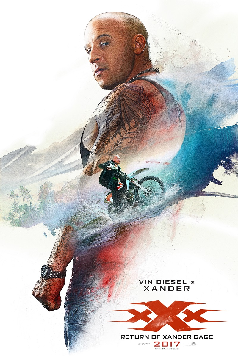 Movie: xXx: The Return of Xander Cage (RealD 3D)