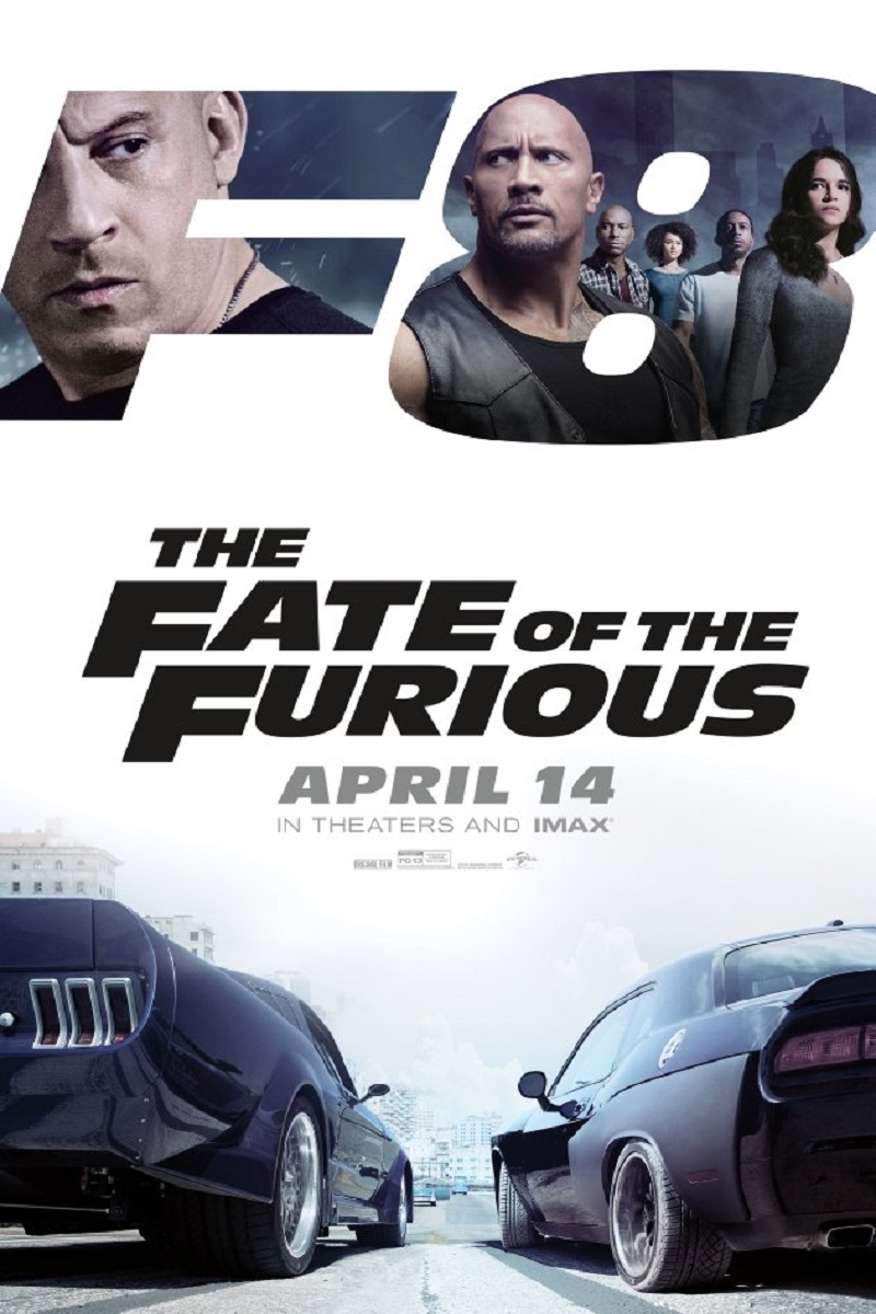 Movie: The Fate of the Furious